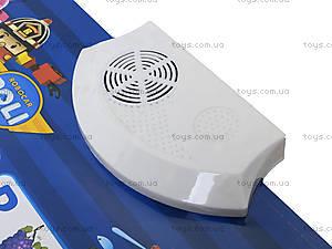 Интерактивный букварик «Робокар Поли», 7290-D, фото