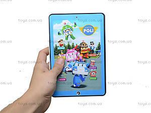 Детский планшет «Robocar POLI» с эффектами, 020-6, фото