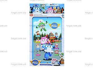 Детский планшет «Robocar POLI» с эффектами, 020-6, отзывы
