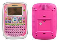Планшет развивающий розовый, 639B639G, купить