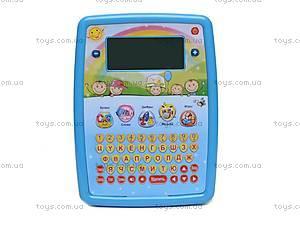 Планшет для детей на 25 упражнений, ZR66584R, игрушки