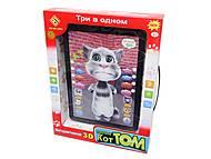 Планшет интерактивный «Говорящий Том», DB6883A2, купить