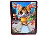 Планшет интерактивный «Кот», 91056R, купить