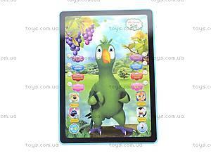 Планшет интерактивный «Озорной попугай», 868-6883, детские игрушки