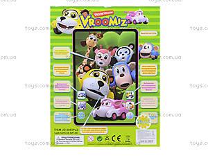 Детский планшет для маленьких гениев, JD-5883F2P2A02PL2, цена