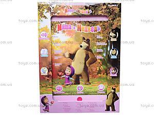 Планшет «Маша и Медведь», MD3302R, цена