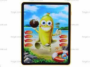 Планшет обучающий «Банан», 91053R, цена