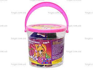 Пластилин мягкий Pop Pixie, 18 цветов, PP14-150K