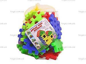 Пластик-пазлы «Три поросёнка», 0019, детские игрушки