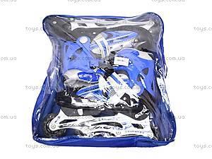 Пластиковые ролики L, 8036 L, toys.com.ua