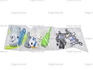 Пластиковый конструктор «Модельки машин», 2555-12, купить