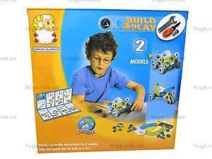 Пластиковый конструктор «Модельки машин», 2555-12, фото