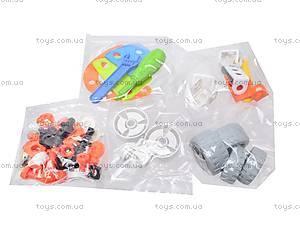 Пластиковый конструктор с 3 моделями, 2555-14, купить