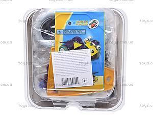Пластиковый конструктор с 4 моделями, 2555-16E, отзывы