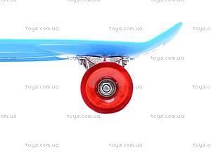 Пластиковый скейт, M550-1, фото