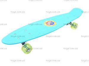 Пластиковый скейтборд, M350-3, купить