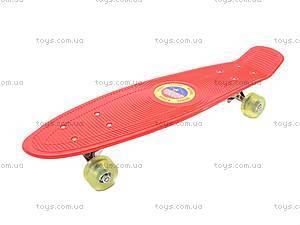 Пластиковый скейтборд, M350-3, фото