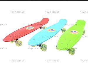 Пластиковый скейтборд, M350-3, игрушки