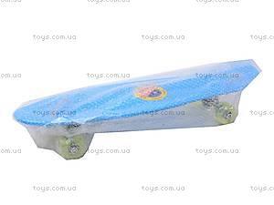 Пластиковый скейтборд, M350-3, магазин игрушек