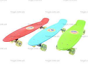 Пластиковый скейтборд, M350-3