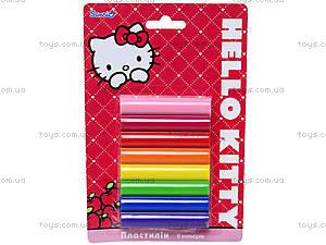 Пластилин Hello Kitty, 8 цветов, HK13-087K