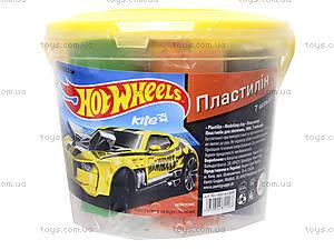Пластилин детский Hot Wheels, HW14-089K