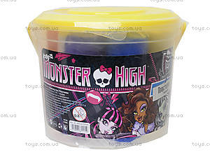 Пластилин мягкий Monster High, MH14-089K