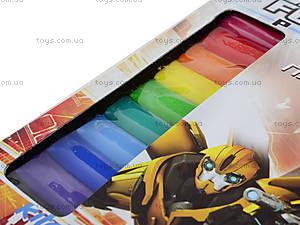 Пластилин Transformers, 12 цветов, TF13-086K, фото