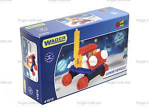 Пластмассовый конструктор «Ежик», 41910, игрушки