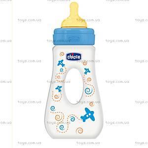 Пластиковая бутылочка Travelling 240 мл, мальчик, 75724.21