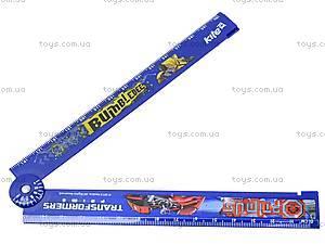 Пластиковая линейка для детей Transformers, TF14-091K, цена