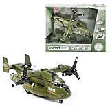 """Пластиковая игрушка """"Военный самолет"""" зеленый WENYI (WY491AB), WY491AB, отзывы"""