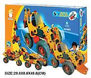 Пластиковый конструктор «6 моделей машин», 2555-23, купить