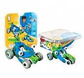 Пластиковый конструктор Build&Play «Машинки», 2555-8Е, купить