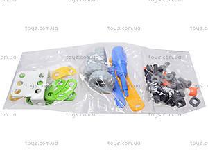 Пластиковый конструктор «Две модели машин», 2555-10E, отзывы