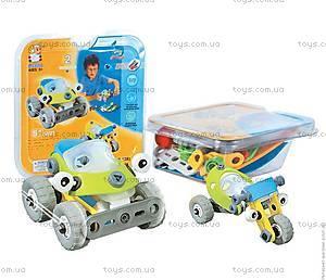 Пластиковый конструктор «Flexible Build&Play», 2555-12Е