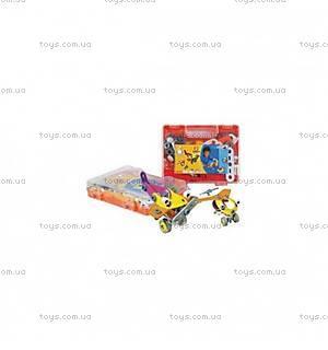 Пластиковый конструктор «Самолет и биплан», 2555-9А