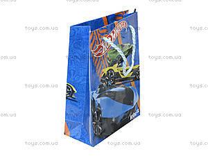 Пластиковый пакет Hot Wheels, , фото