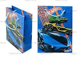 Пластиковый пакет Hot Wheels,