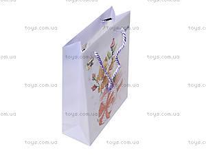 Пластиковый подарочный пакет Popcorn, PO13-204K, фото