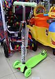Пластиковый самокат для детей, BT-KS-0054, фото