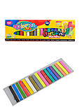 Пластилин 18 цветов, квадратный COLORINO , 57424PTR, интернет магазин22 игрушки Украина