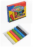 Пластилин Colorino, стандартный, 6 цветов 100 г, 13871PTR1, детский