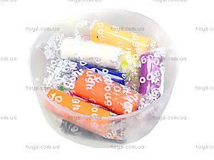 Пластилин для моделирования «Цветок», 52120-TK, фото