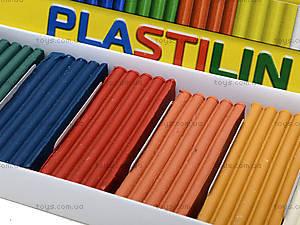 Детский пластилин для лепки, 6 цветов, Ц259025У, фото