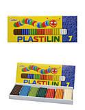 Школьный пластилин для поделок, Ц259019У