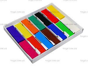 Детский пластилин Гамма серии «Увлечение», 14 цветов, 331036, купить