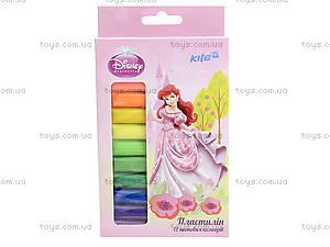 Пластилин неоновый Princess, 12 цветов, P13-088K, отзывы