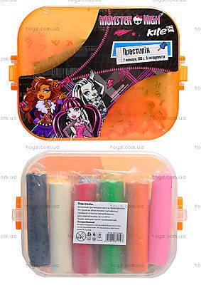 Набор пластилина Monster High, 7 цветов, MH14-080K