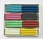 Пластилин 8 цветов «Колорит», ПВ-8, купить